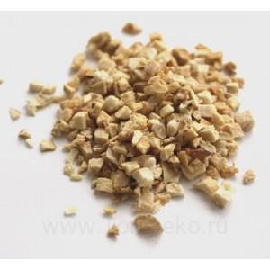 Абрикос сублимационной сушки Баба Ягодка (кусочки 1-5 мм) 50 г