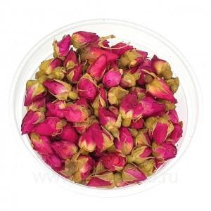 Бутоны роз, сушеные, 20 г (сухоцвет)