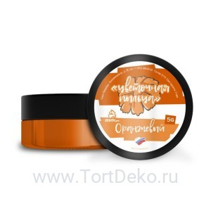 Цветочная пыльца КондиПро (Оранжевый) 5 г