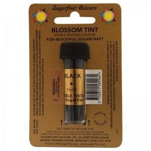 Цветочная пыльца Sugarflair Black D134 (Черная) 7 мл