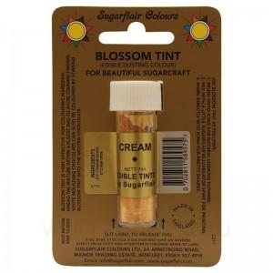 Цветочная пыльца Sugarflair Cream D103 (Кремовая) 7 мл
