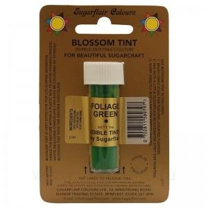 Цветочная пыльца Sugarflair Foliage Green D122 (Зеленый лист) 7 мл
