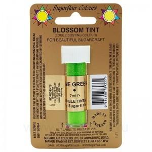 Цветочная пыльца Sugarflair Lime Green D148 (Лайм) 7 мл