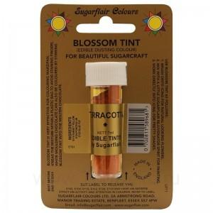 Цветочная пыльца Sugarflair Terracota D112 (Терракотовая) 7 мл
