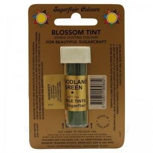 Цветочная пыльца Sugarflair Woodland Green D139 (Лесная зелень) 7 мл