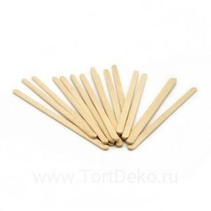 Деревянные палочки (ECO Stirrer 140), 50 шт