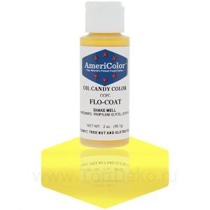 Добавка для окрашивания шоколада AmeriColor Flo-Coat CCFC (Америколор Жировая Добавка)  56 г