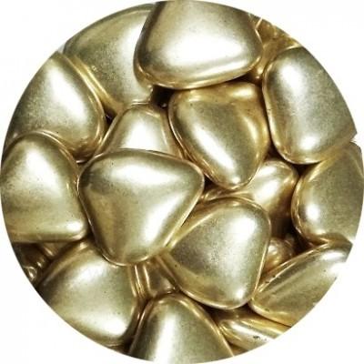 """Драже шоколадное """"Золотое сердечко"""", (100 г)"""