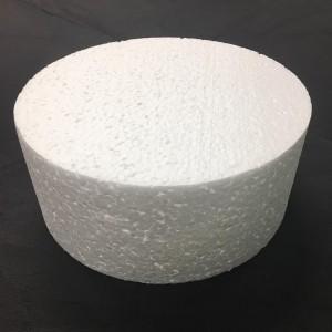 "Фальш-ярус для торта ""Цилиндр"" (D=240 мм, H=100 мм), пенопласт"