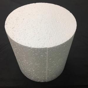 "Фальш-ярус для торта ""Цилиндр"" (D=240 мм, H=200 мм), пенопласт"