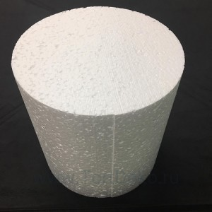 "Фальш-ярус для торта ""Цилиндр"" (D=280 мм, H=150 мм), пенопласт"
