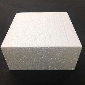 """Фальш-ярус для торта """"Прямоугольник"""" (200*200 мм, H=100 мм), пенопласт"""