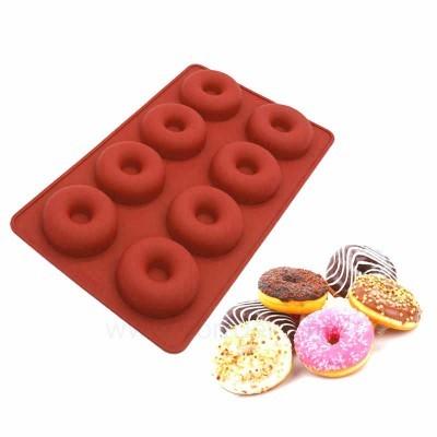 """Форма для выпечки """"Пончики"""", 8 в 1"""