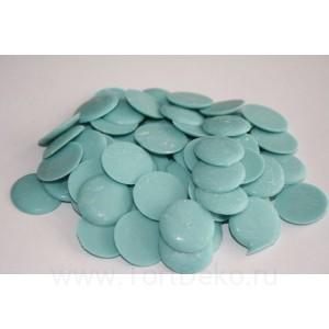 """Глазурь """"Шокомилк"""" голубая, ванильно-сливочный вкус, (250 г)"""