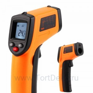 Инфракрасный термометр (Пирометр) GM320