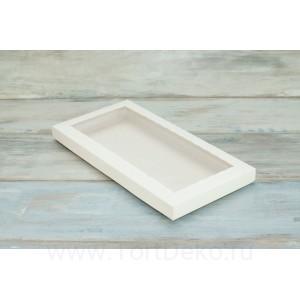 К104 Коробка для пряников 400*200*55 мм, белый