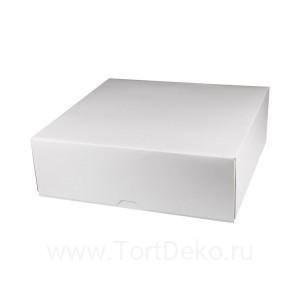 К28 Короб для тортов 255*255*105мм (Pasticciere)