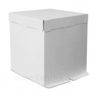 К62 Короб картонный белый 320*320*350мм (Pasticciere)