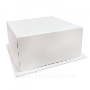 К8 Короб картонный белый 600*400*210мм