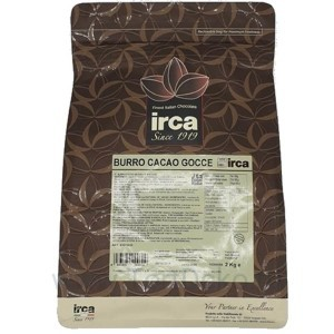 """Какао-масло """"IRCA"""", каллеты, (2 кг)"""