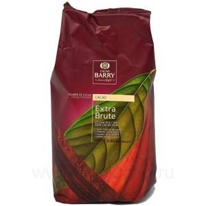"""Какао-порошок алкализованный """"Cacao Barry"""" 100%, 1 кг"""
