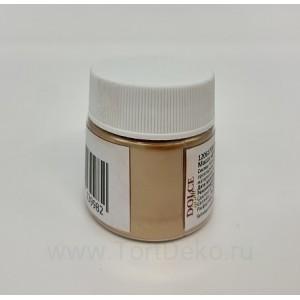 """Кандурин """"Dolce"""" Коричнево-янтарный (Brown Amber), 5 г"""