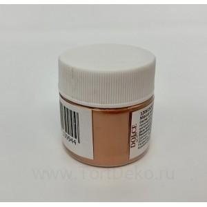 "Кандурин ""Dolce"" Оранжево-янтарный (Orange Amber), 5 г"