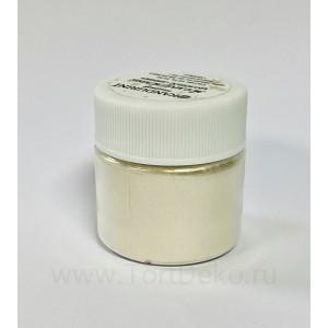 Кандурин Жемчужный с золотым сиянием, 10 г