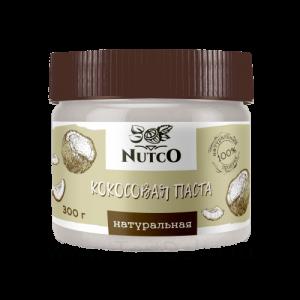 Кокосовая паста натуральная NUTCO, 300 г