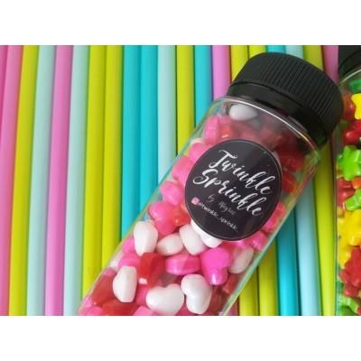 """Кондитерская посыпка Twinkle Sprinkle """"Be Mine"""", 100г"""