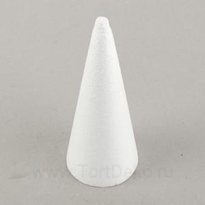 Конус из пенопласта, 20 х 9 см