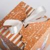 Коробка складная «Порхай от счастья», 12 × 12 × 12 см
