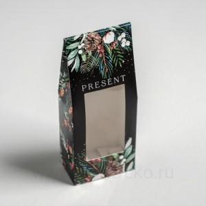 Коробка складная Present , 6 × 14,5 × 3,5 см