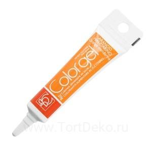 Краситель гелевый Colorgel (Оранжевый мандарин) 20 г