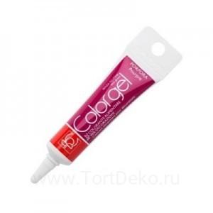 Краситель гелевый Colorgel (Пурпурный) 20 г