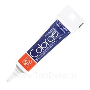 Краситель гелевый Colorgel (Темно-синий) 20 г