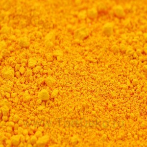 """Краситель пыльца цветочная """"Яично-желтый"""", (4 г)"""
