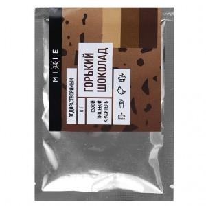 Краситель сухой MIXIE Горький шоколад 10 г