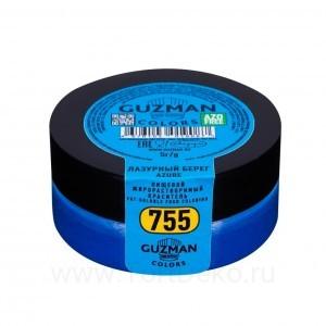Краситель жирорастворимый Guzman (Лазурный берег) 5 г