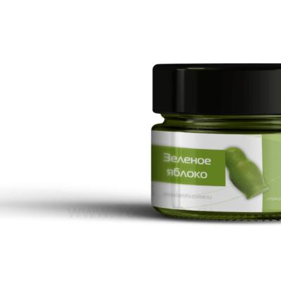 Краситель жирорастворимый сухой для шоколада КондиПро (Зеленое Яблоко) 10 г