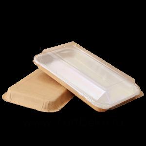 Крышка прозрачная для лотка ECO Platter, 5 шт