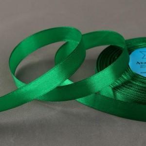Лента атласная 12мм*33(±2)м №019 зеленый Gamma