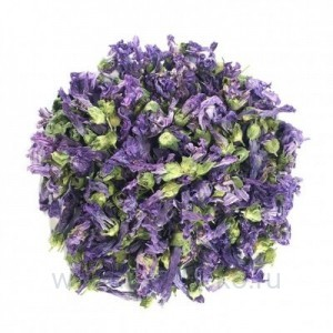 Мальва, цветы сушеные, 10 г (сухоцвет)