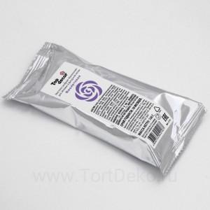 Мастика сахарная ванильная Топ-Декор (фиолетовая) 100 г