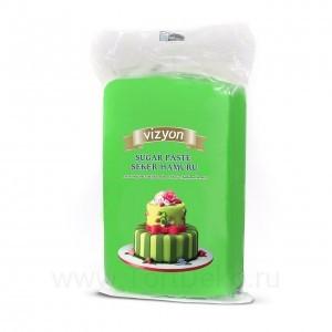 Мастика Vizyon (зеленая) 500 г