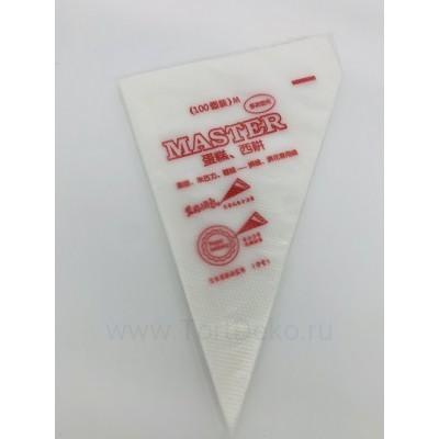 Мешки кондитерские одноразовые L (100 шт)