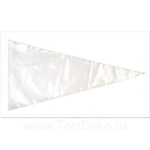 Мешок кондитерский плотный 55 см, (100 шт)