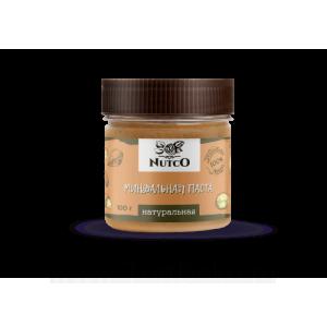 Миндальная паста натуральная NUTCO, 100 г