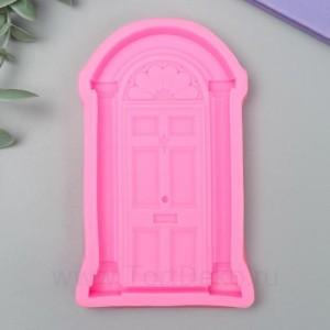 """Молд силикон """"Входная дверь"""" 1,5х19х13,5 см"""