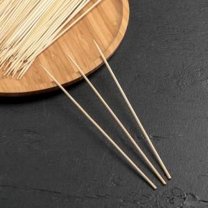 Набор шампуров деревянных 20 см 85-90 шт d=3 мм